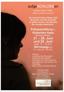 Flyer - Vernissage 2